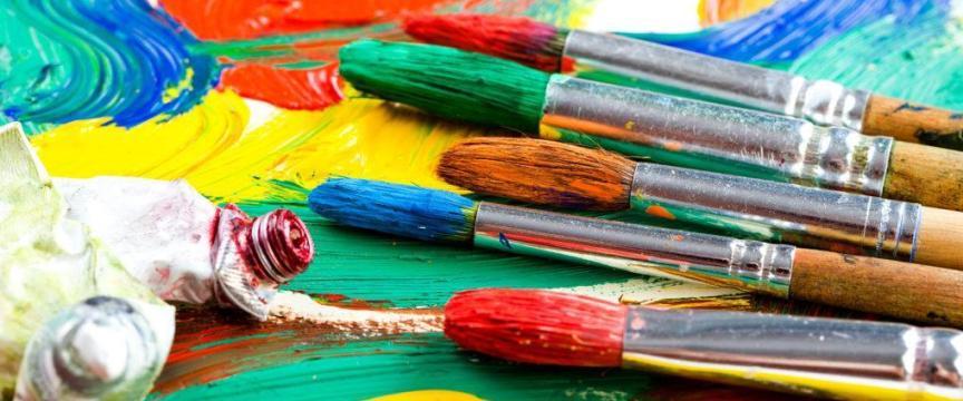 Подарункові сертифікати на художні майстер-класи