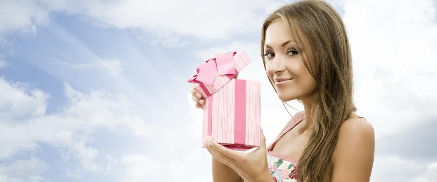 Подарункові сертифікати для жінок