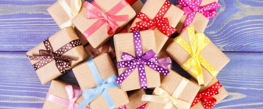 Интересные и оригинальные подарки